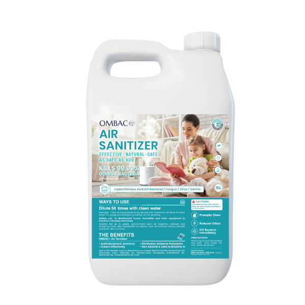 OMBAC+ Ultron Air Sanitizer (10L)